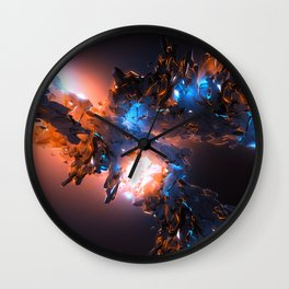 HURJA Wall Clock