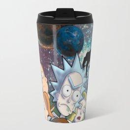 Rick and Morty T-Shirt 1 Travel Mug