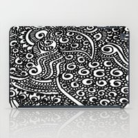 henna iPad Cases featuring Henna me  by Designs by NN