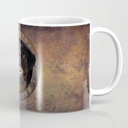 Executive bodyguard Angry rottweiler Coffee Mug