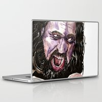 hercules Laptop & iPad Skins featuring Hercules / Dwayne Johnson The rock by Siriusreno
