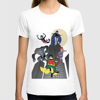 teen titans T-shirts featuring Teen Titans by Fuacka