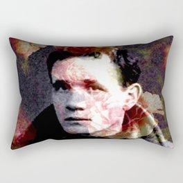 Jean Genet Rectangular Pillow