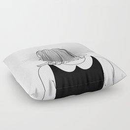 Palabras Floor Pillow