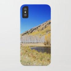 Mountain Lake Slim Case iPhone X