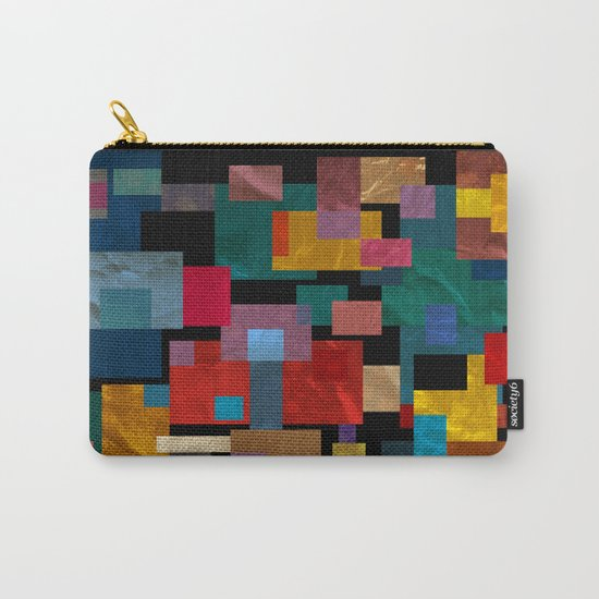Abstract #302 Carry-All Pouch