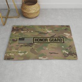 Military: Honor Guard Rug
