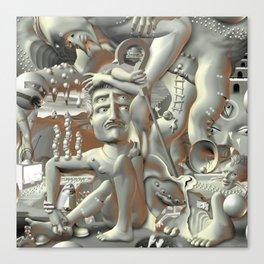 tormentia Canvas Print