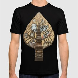 Owl Hotel T-shirt