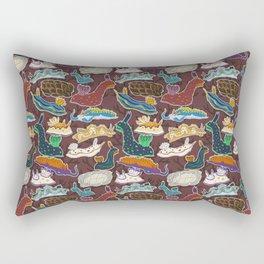 Nudibranchia Rectangular Pillow