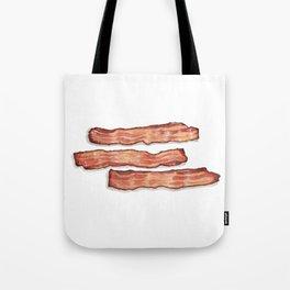 Breakfast & Brunch: Bacon Tote Bag