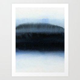 Blue L1 Art Print