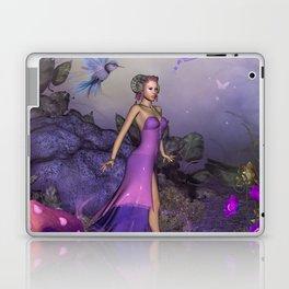 Wonderful fantasy women Laptop & iPad Skin