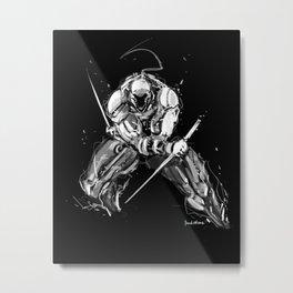 Sideswipe Vanguard Metal Print