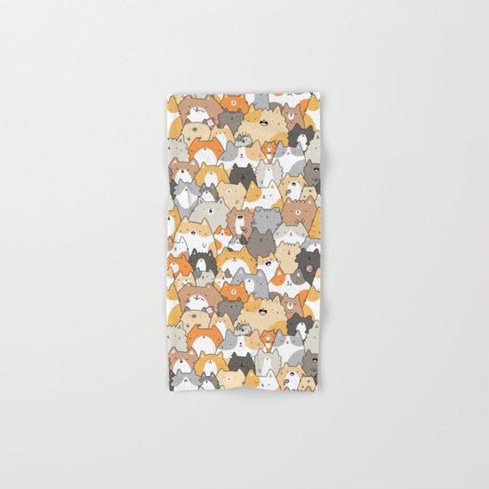 Cats, Kitties and a Spy Hand & Bath Towel