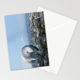 Oh, the HUGE MANATEE! Stationery Cards