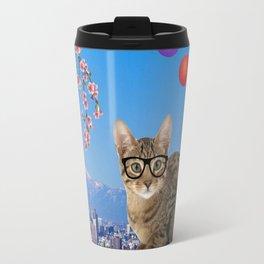 Nessie in Tokyo Travel Mug