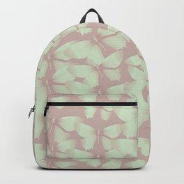 Butterflies Vintage Backpack