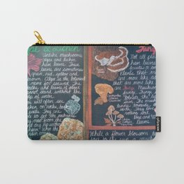 Botany Lesson Carry-All Pouch