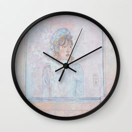 IU Wall Clock