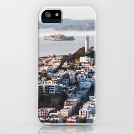 Coit Tower - San Francisco, CA iPhone Case