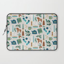 A Very Hygge Holiday Laptop Sleeve