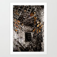 VACANT POSSESSION Art Print