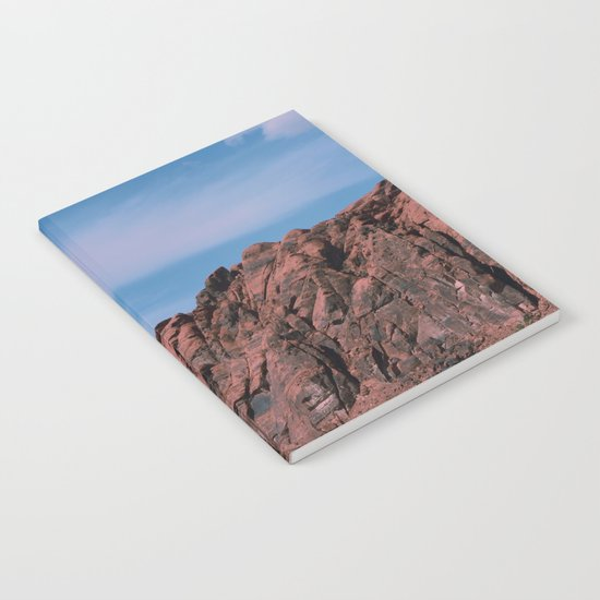 Valley of Fire Notebook
