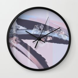 Naturalistic Impossiblity Wall Clock