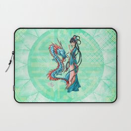 Blue dragon Laptop Sleeve