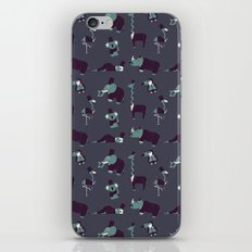 Party Animals iPhone & iPod Skin
