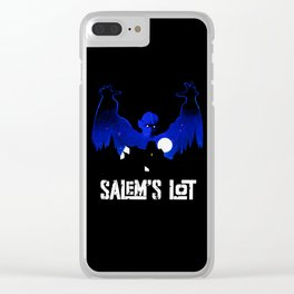 Salem´s Lot - Stephen King Clear iPhone Case