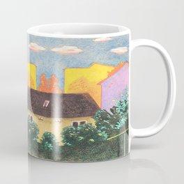 Summer Sunset In Berlin Coffee Mug