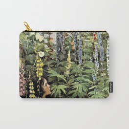 Jessie Willcox Smith - A Child's Garden Of Verses - Digital Remastered Edition Carry-All Pouch