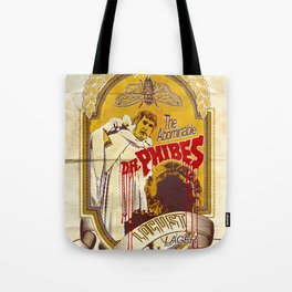 Dr. Phibes Locust Lager Tote Bag