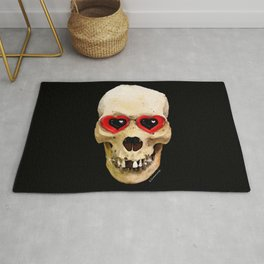 Day Of The Dead 3 by Sharon Cummings Rug