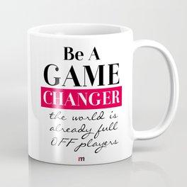 Game Changer Coffee Mug