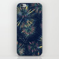 fireworks iPhone & iPod Skins featuring Fireworks! by LLL Creations