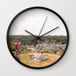 Etretat_2 Wall Clock