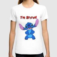 stitch T-shirts featuring stitch by customgift