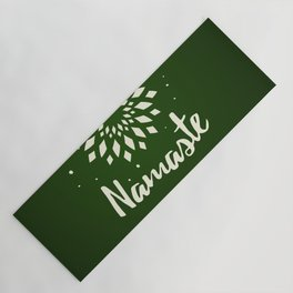 Namaste Mandala Flower Power Yoga Mat