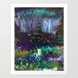 Impressionistic Daisy - Brand New Art Print