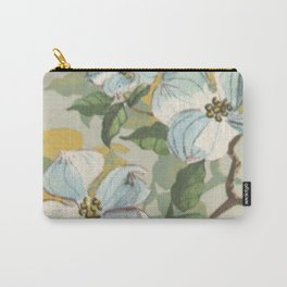 Provincial flowers - British Columbia Carry-All Pouch
