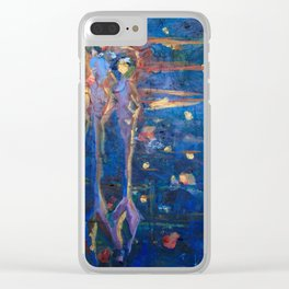 Small Mermaids Clear iPhone Case