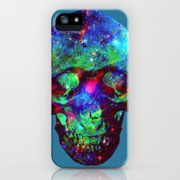 Star Skull  iPhone Case