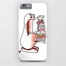Boogle Vs. Hamburger iPhone 6s Slim Case