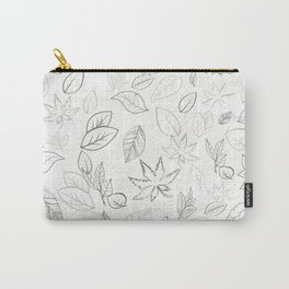 Leafy Texture VIII Carry-All Pouch