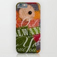 Wise Feelings Slim Case iPhone 6s