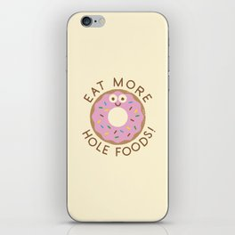 Do's and Donuts iPhone Skin