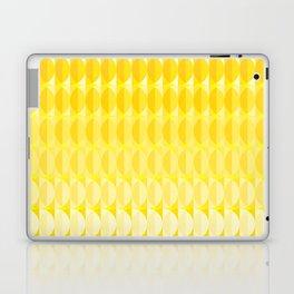 pattern leaves in the sunlight Laptop & iPad Skin